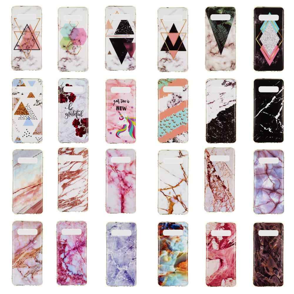 Ultra-thin Phone case For Samsung Galaxy J310 510 320 520 330 530 J710 720 730 Marble TPU silicone soft Anti-fall phone shell