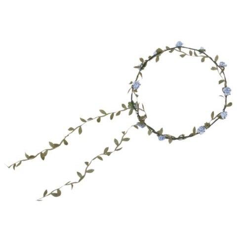 guirlande curonne aureole florale de branche de fleurs. Black Bedroom Furniture Sets. Home Design Ideas