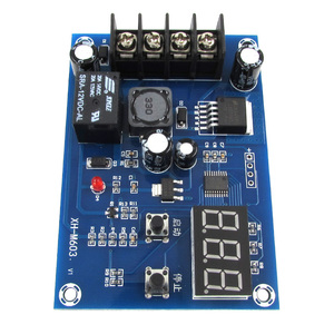 Image 5 - Charge Control Module 12 24V Storage Lithium Battery Protection Board XH M603