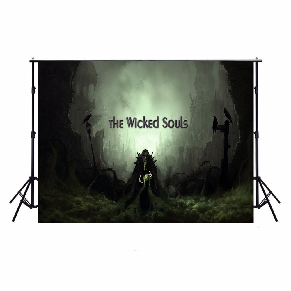 Film Photography Backdrops Horror Vinyl Backdrop For Photography Camera Fotografica Halloween Background For Photo Studio ashanks photography backdrops green screen 3 4m photo background for photo studio 10ft 13ft backdrop for camera fotografica