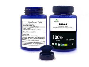 Image 4 - טבעי BCAA 100 pcs/בקבוק 100% bcaa אבקה