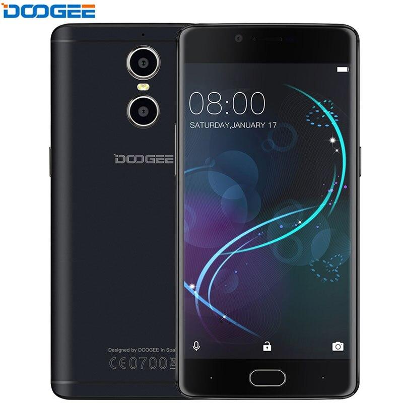 4G Smartphone DOOGEE Shoot 1 2GB 16GB Dual rear Camera Dtouch Fingerprint 5 5 2 5D