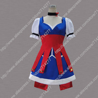 Free Shipping Custom Cheap Mariandale Cosplay Costume From Ixion Saga DT