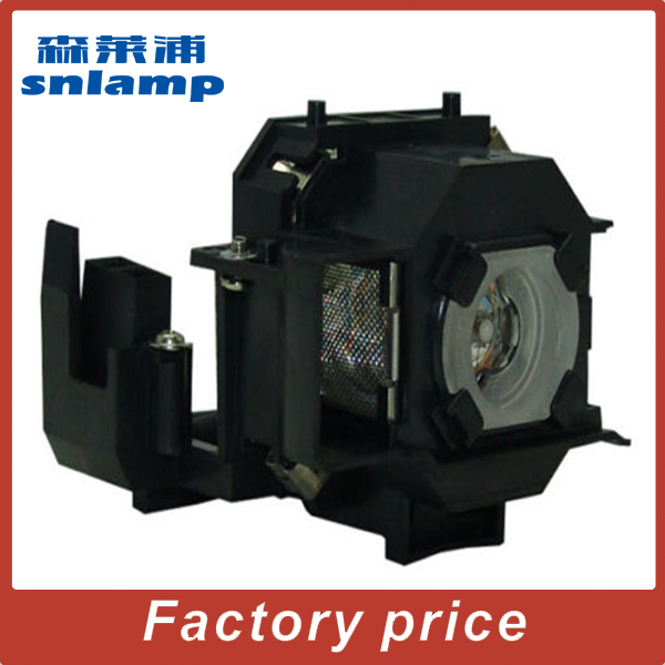 Snlamp compatible UHE 170W ELPLP36 V13H010L36 for EMP-S4 EMP-S42 Projector Lamp with housing стоимость