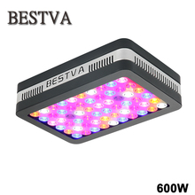 BestVA LED grow light Elite-600W Full Spectrum for Indoor Greenhouse grow tent plants grow led light Veg and Bloom mode