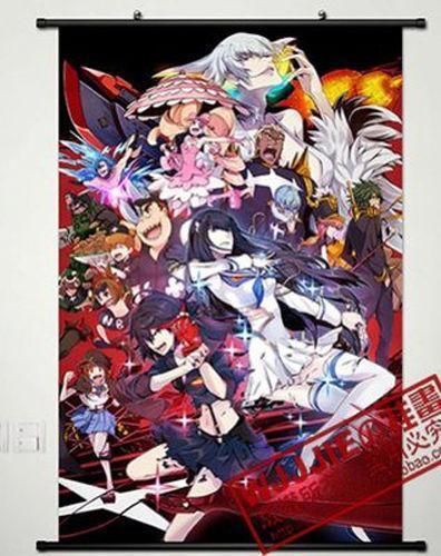 Anime Japan Poster font b Cosplay b font Home Decor Wall Scroll font b KILL b
