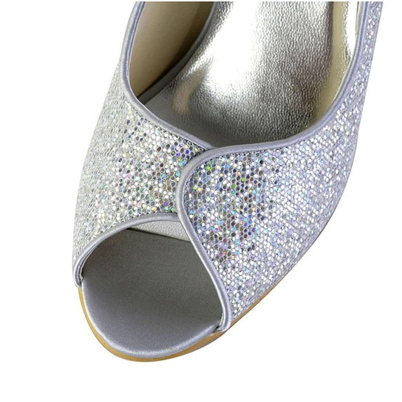 1 Formali 5 E Moda Scarpe Splendido Cm Sandali Modo Estate Handmade Impermeabile Di qpS7wW1at