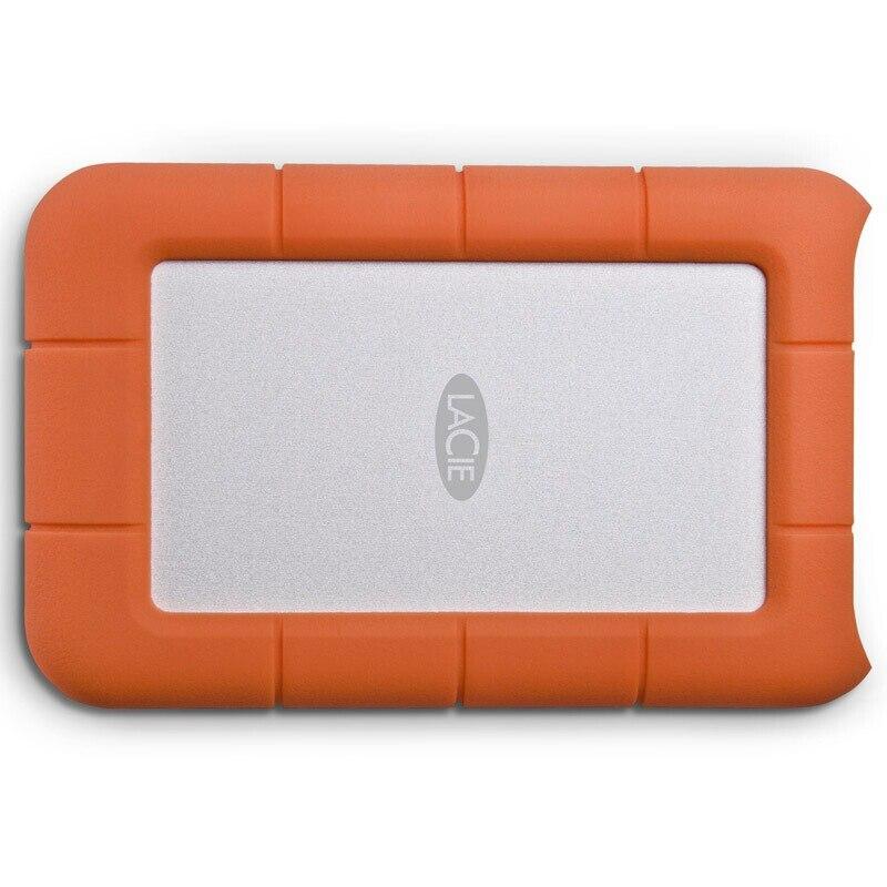 """LaCie external hard drive 1TB Rugged Series 2.5"""" USB3.0"""