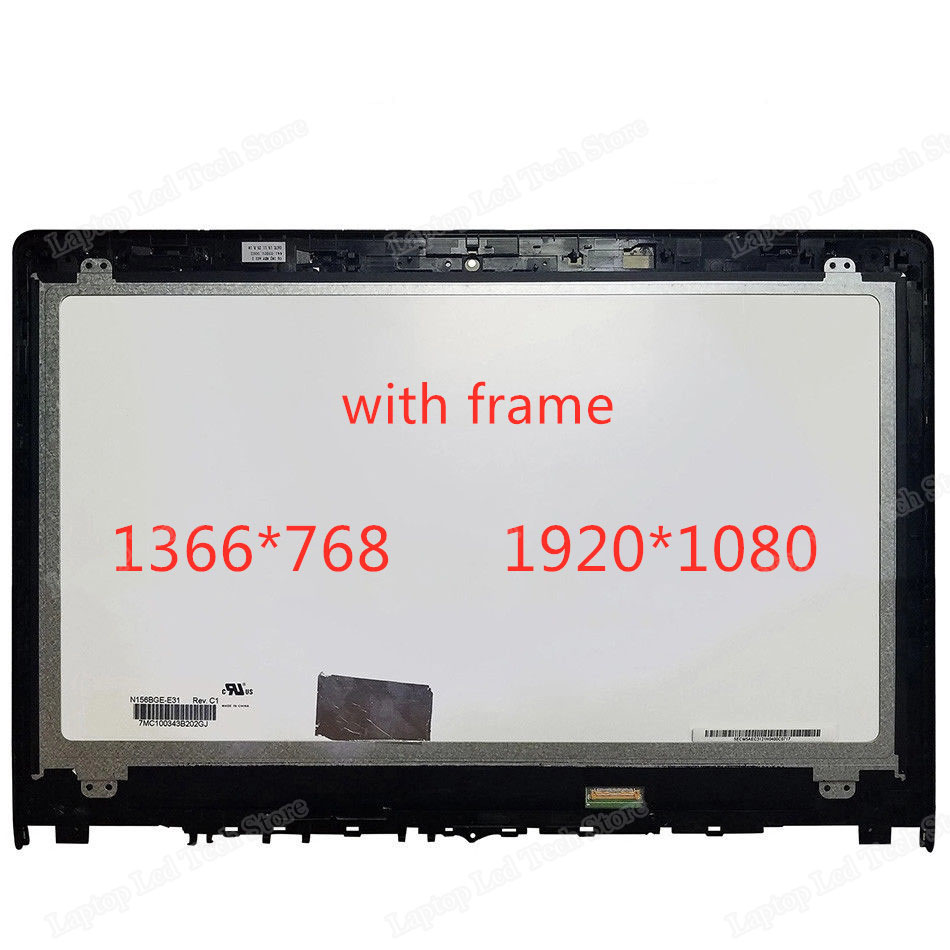 BRIGHTFOCAL New LCD Screen for Lenovo Ideapad 130-15AST HD 1366x768 Replacement LCD LED Display Panel