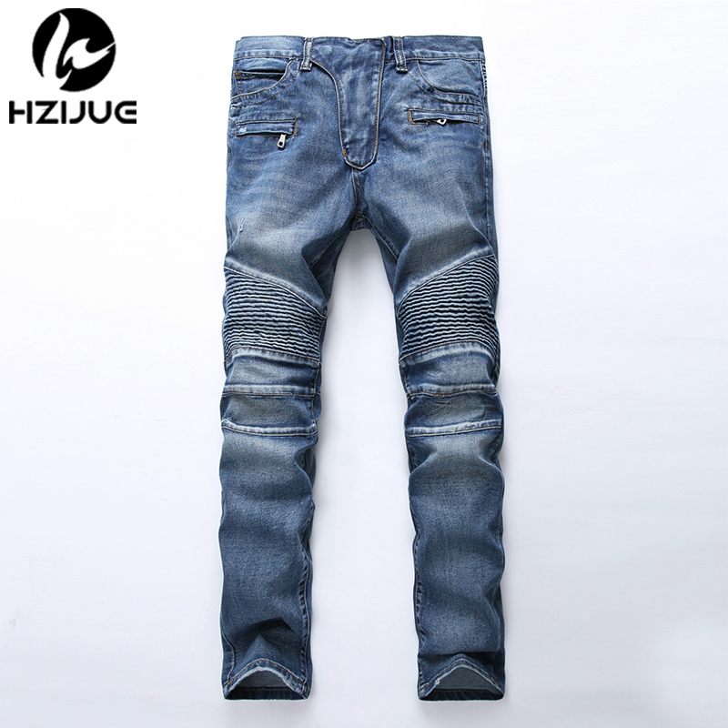Plus size wholesale fashion men casual hole jeans men's slim long pants male singers bottom Trousers mens Hip Hop jeans fashion mens male pants brand zipper jeans men hip hop pants slim hole patch casual jeans fashiontrouser for men free shipping