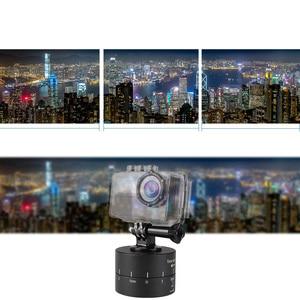 Image 5 - Kaliou Time Lapse Shooting 60min Timer 360 Degree Rotating Tripod Delay Stabilizer Tilt Head for Gopro 7 6 5 4 3+ SJCAM Xiaomi Y