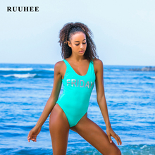 Bikini Sexy One Pieces Swimsuit Black Bodysuit Monokini Swimsuit Women Push Up Monokini Bathing Suit Beachwear Swimwear
