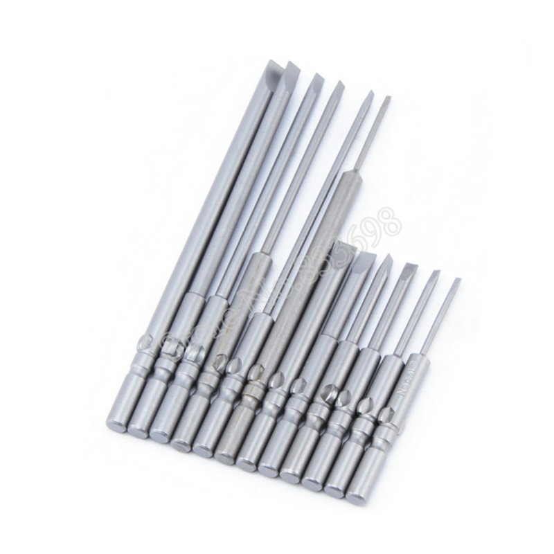 6X Kit Screwdriver Slotted Cross Heat Treated Repairing Tool for Sewing Machine