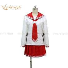 Aria El Escarlata Ammo Riko Mina Kisstyle Moda Sailor Suit Invierno Paño Uniforme Cosplay Por Encargo