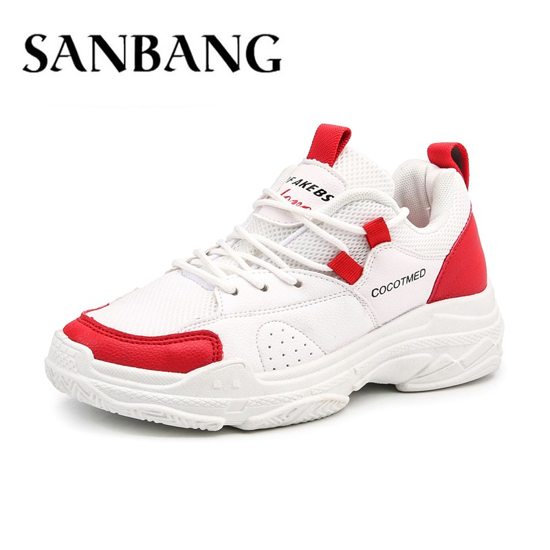 Spring Running Shoes For Women Sneakers Breathable Cushioning Outdoor sport shoes 2018 sneakers running shoes for women CY4