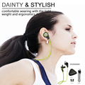 Bluetooth 4.1 Headset Wireless Sport Bluetooth Earphone with Mic Noise Cancelling Original Voice Earbuds