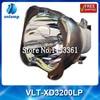 Original Bare Projector Lamp Bulb VLT XD3200LP For WD3300U XD3200U XD3500U