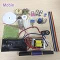 1 PÇS/LOTE MW Transmissor Tubo Onda Onda pequeno transponder de rádio MP3 AM/CW AM transmissor Frete grátis