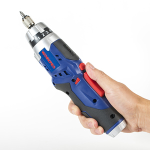 Image 3 - WORKPRO 3.6V Cordless Screwdriver Foldable Electric Screwdriver Rechargeable Screwdriver with Work Light