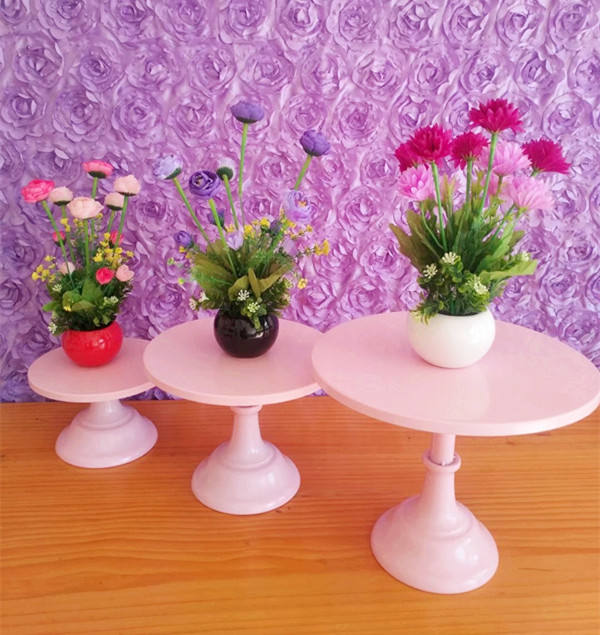 Metal Cake Stand for Table Decoration