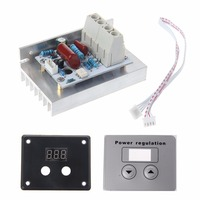 10000W SCR Super Power Electronic Digital Regulator Dimmer Speed Thermostat
