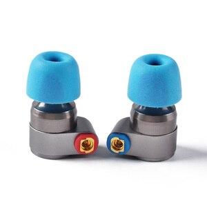 Image 2 - 2018 TIN Audio T2 Pro dans loreille écouteur Double dynamique lecteur HIFI basse écouteur DJ métal 3.5mm écouteur casque avec MMCX T2