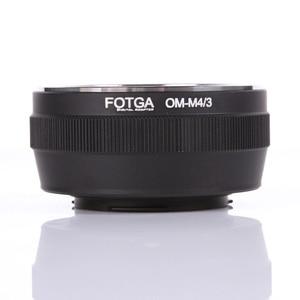 Image 5 - Olympus om 용 fotga 어댑터 링 마운트 클래식 수동 렌즈 마이크로 m4/3 마운트 카메라 olympus dslr 카메라