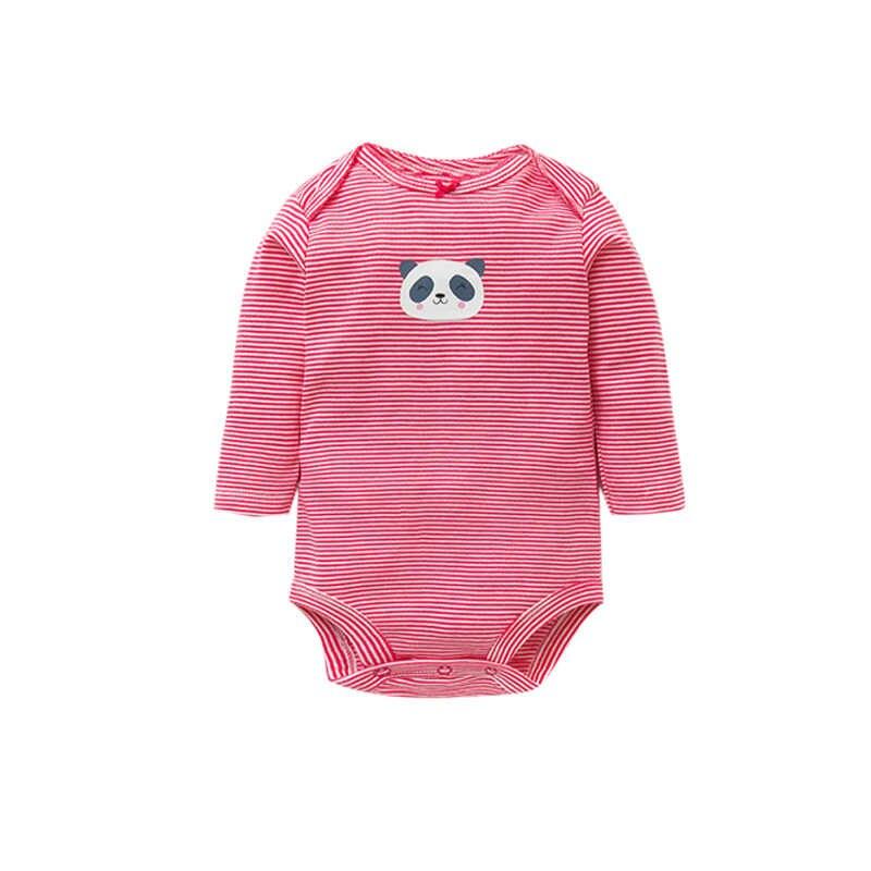 Neugeborenen Baby Kleidung 3 teile/los Baby Body Long Sleeve 100% Baumwolle Baby Jungen Kleidung Kinder Hohe Qualität Baby Overall 0 -24 monat