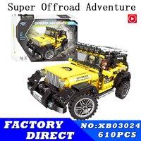 Legoed city Lepins Car Series Super Truck Model LegoINGlys Technic Building Blocks Educational Toy MOC Bricks For Children Gifts