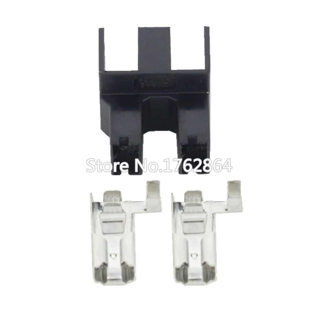 Lighting Accessories The Cheapest Price 2 Pin Flag Jacket Jacket With Car Connector Terminals Dj7029c-6.3-21 2p Sophisticated Technologies Lights & Lighting