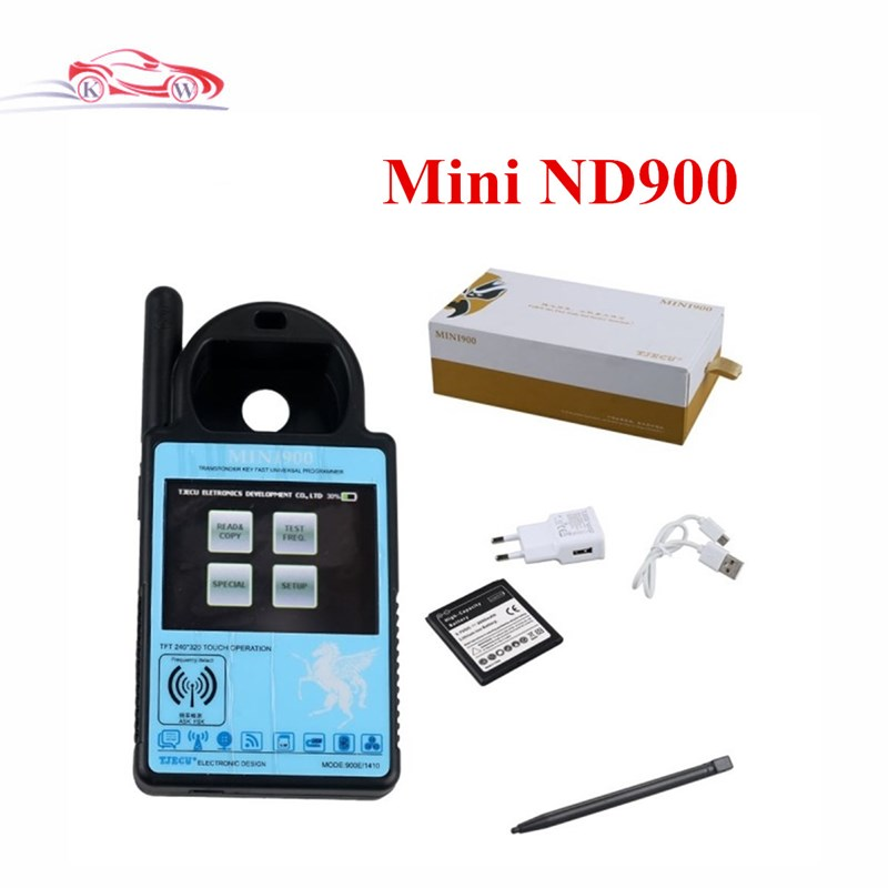 MINI ND900 Auto Transponder Key Programmer Smart ND900 MINI Chip Copy Machine For 4C/4D/ID46/72G Chip DHL Fast Shipping  10pcs lot ys31 cn5 g chip used for mini cn900 and nd900 key copy machine free shipping