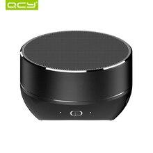 Qcy QQ800 беспроводной bluetooth-динамик металл + пластик Мини Портативный subwoof звуковая система MP3 аудио плеер карты памяти AUX