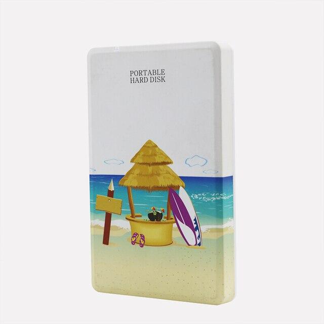 Портативный внешний жесткий диск USB3.0 1 ТБ HDD 2,5