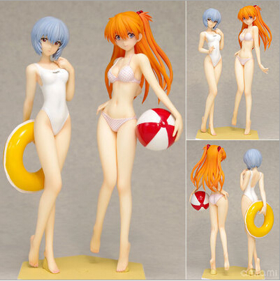 NEW hot 16cm eva Neon Genesis Evangelion Ayanami Rei Soryu Asuka Langley action figure toys collection Christmas gift anime eva neon genesis evangelion action figure ayanami rei pvc figure models toy figures gifts 19cm free shipping