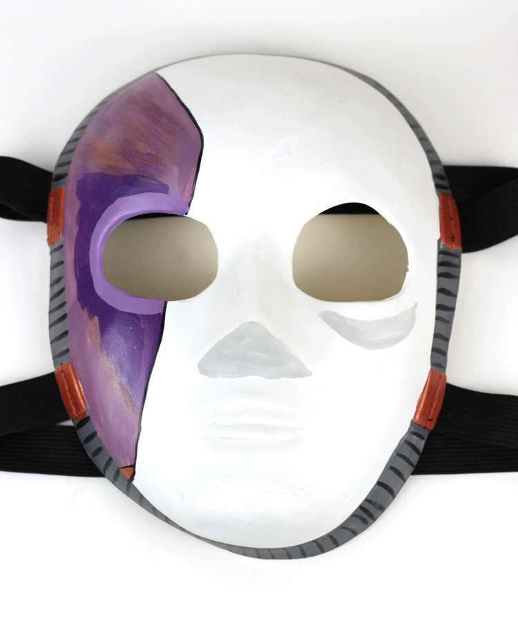 لعبة سالي الوجه تأثيري قناع الرعب هالوين حزب اللاتكس أقنعة سالي الوجه تأثيري زي الاكسسوارات الدعائم دروبشيبينغ