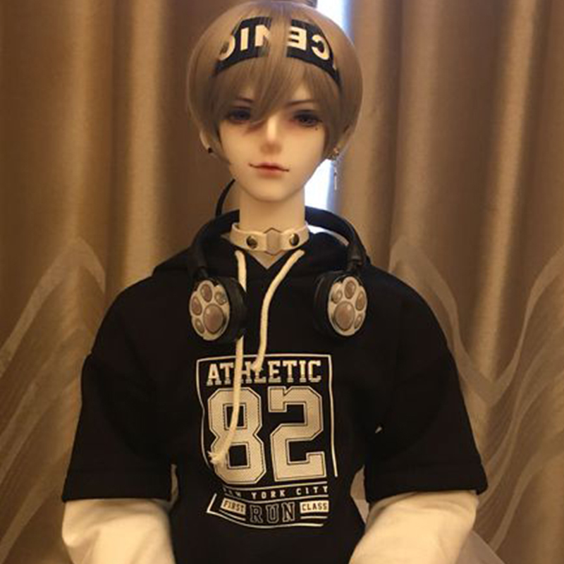 New Arrival 1/3 Lin Huang BJD SD Doll Male Uncle Body Toys For Gift