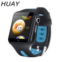 3G Children Tracker Smart Watch Waterproof Wifi GPS LBS Location HD Camera WhatsApp Play music Adult tracking child watch V5W