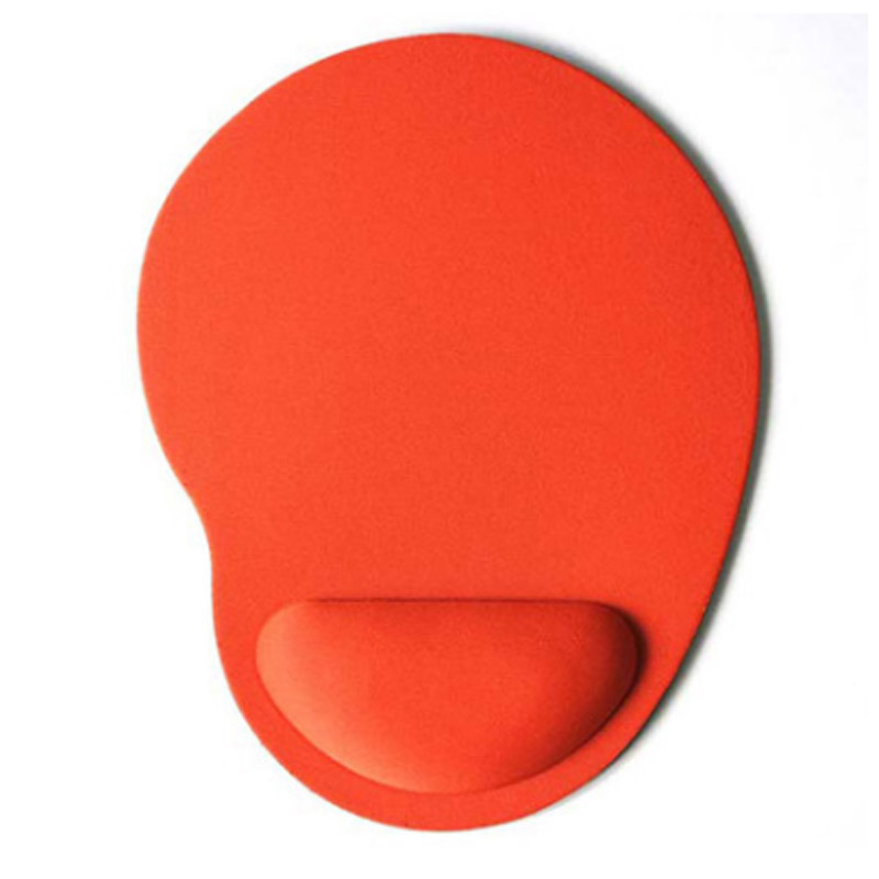 Image 2 - Yuzuoan Hot Support Wrist Comfort Mouse Pad Optical Trackball PC Thicken Mouse Pad Colorful for Game 8 Colors For CSGO DOTA2 LOL-in Mouse Pads from Computer & Office
