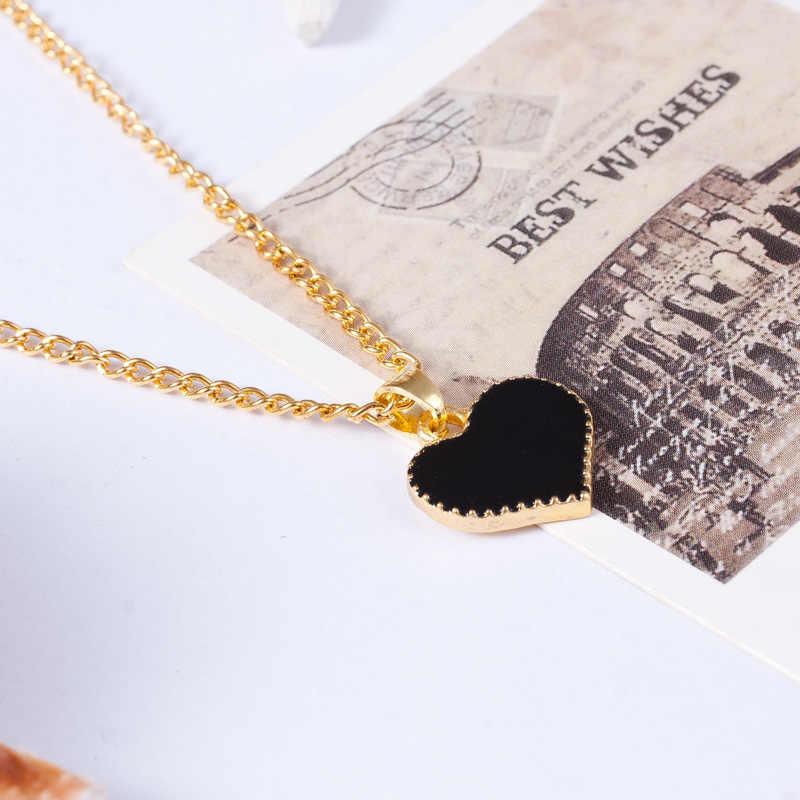 Nouveau mode chaude Bijoux Simple noir rouge goutte huile coeur papillon illimité bracelets bracelets pour femme Bijoux cadeaux