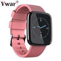 Vwar Z30 PK IWO Women Men Smart Watch Waterproof Sport Smartwatch Heart Rate Monitor Functions For IOS Android Iphone APPLE