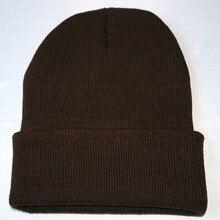 8fa38e362433a Sombrero del invierno Slouchy Cubo de Hip Hop gorra invierno cálido invierno  esquí sombrero sombreros de