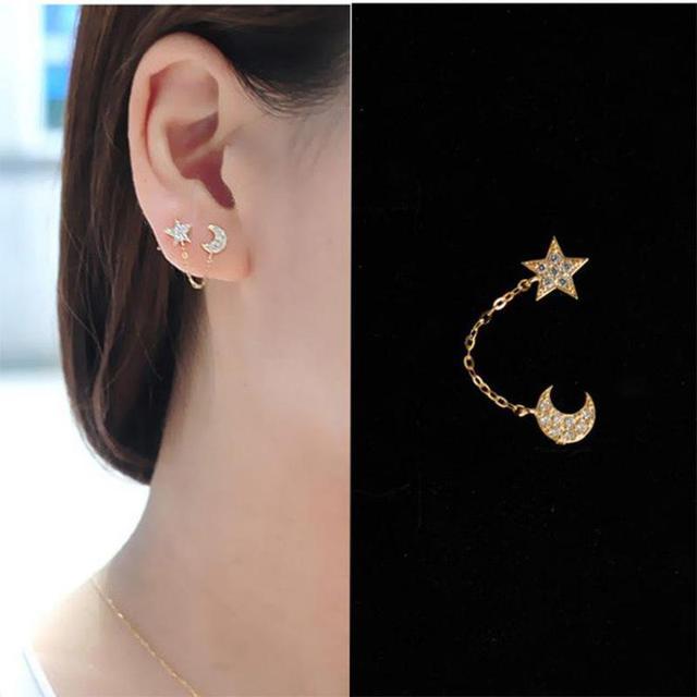 Boucle d oreille haut de gamme bijoux co teux - Poussette de boucle d oreille ...