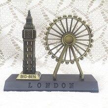 London Eye with Big Ben Souvenir