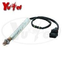 Sensor de oxigênio Sensor fit for AUDI A3 O2 (8L1) 1.8 VW VOLKSWAGEN 5 021906265AN Fio 0258007049 1996 2003 wideband Lambda|Sensor de oxigênio dos gases de escape|Automóveis e motos -