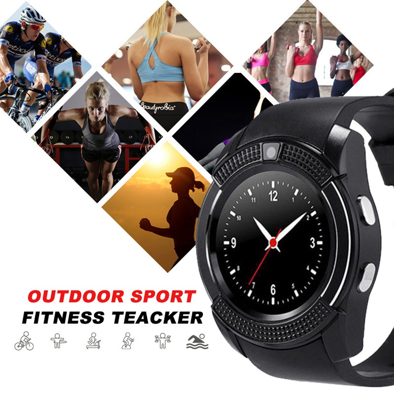 Bluetooth Smartwatch with Touch Screen 6