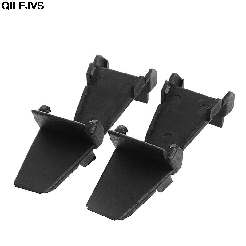 QILEJVS 4Pcs Nylon Black Auto Tyre Tire Changer Rim Clamp Jaw Cover Protector Guards