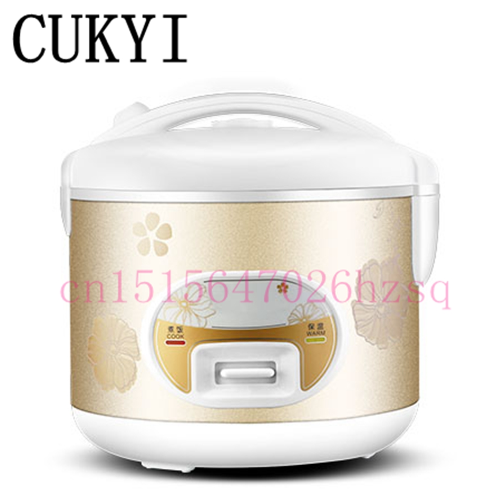 CUKYI rice cooker lunch box 3L capacity 220V input suited for 2-4 people can stew soup heating lunch kitchen cooker rice cooker parts open cap button cfxb30ya6 05