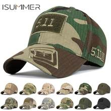 ISummer 2019 Army Camouflage Baseball Caps 511 Tactical Caps Outdoor Sport  Training Snapback Hat Jungle Camo ed52ee9b4650