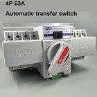 4P 63A 380V MCB type...
