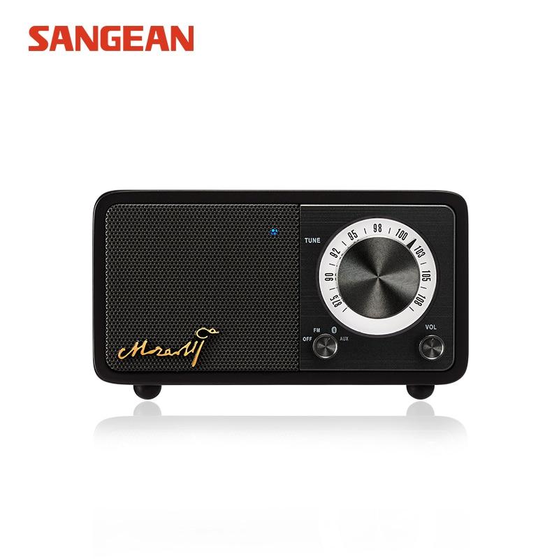 Sangean Radio Mozart Bluetooth speaker portable speaker bluetooth speaker radio fm free shipping sangean blutab ultra portable bluetooth stereo speaker